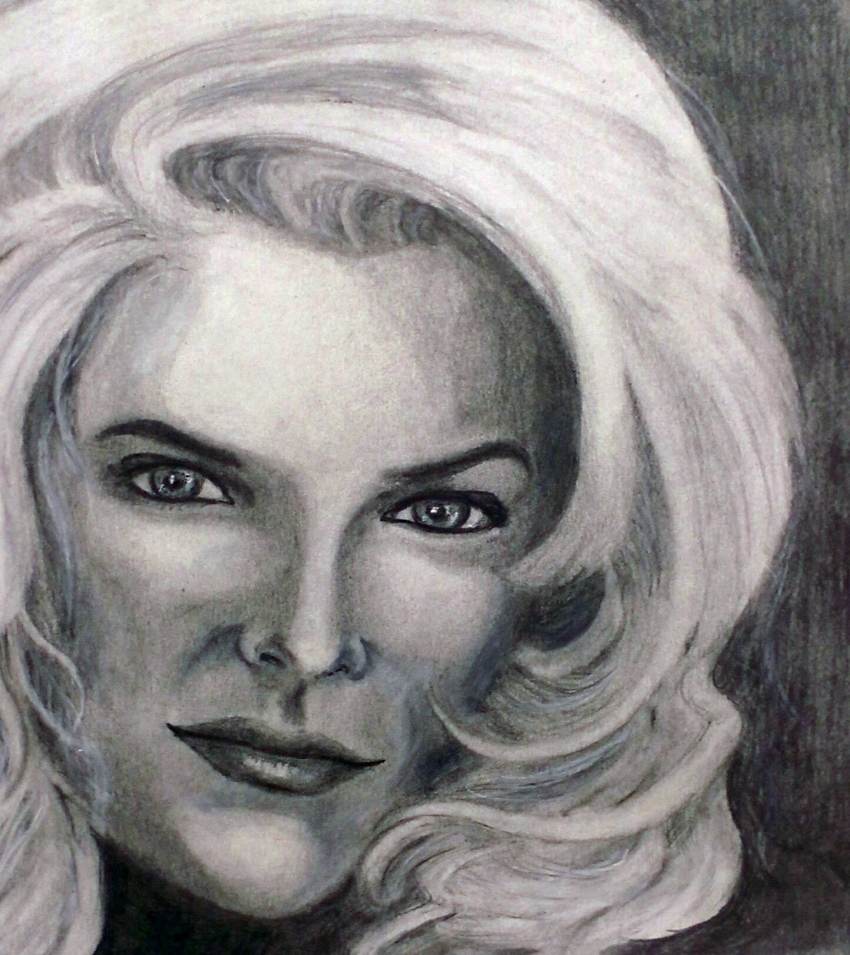 Anna Nicole Smith by Vannagain